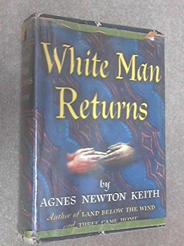 9781125277645: White Man Returns