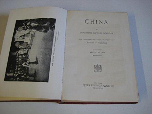 China: Boulger, Demetrius Charles
