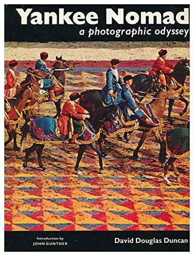 9781125283097: YANKEE NOMAD: A Photographic Essay.