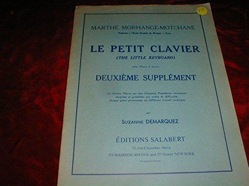 9781125293065: Le Petit Clavier Little Piano