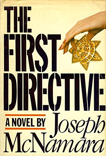 9781125296271: The First Directive