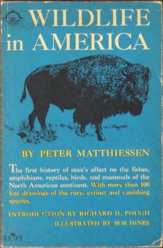 9781125298930: Wildlife in America