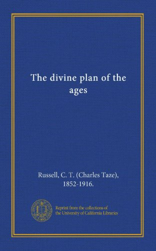 9781125403204: The divine plan of the ages