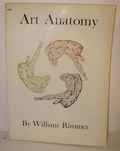 9781125529744: ART ANATOMY [Taschenbuch] by WILLIAM RIMMER