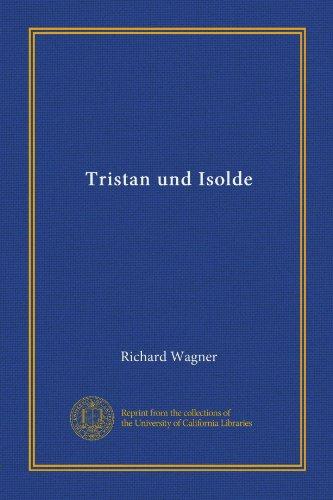 9781125560983: Tristan und Isolde