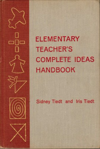 9781125582329: Elementary Teachers Complete Ideas Handbook