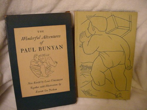 9781125586402: The Wonderful Adventures Of Paul Bunyan