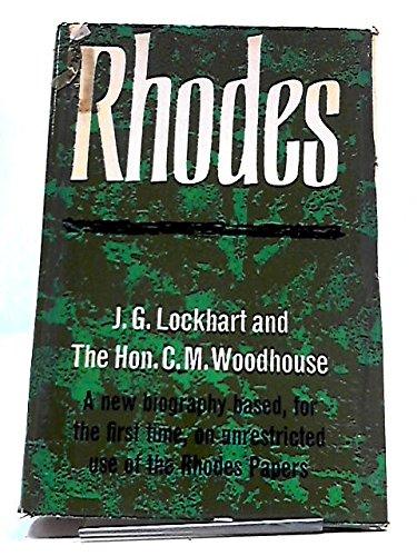Rhodes: Lockhart J G
