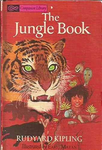 Jungle Book and Wizard of Oz: Rudyard Kipling, illustrated