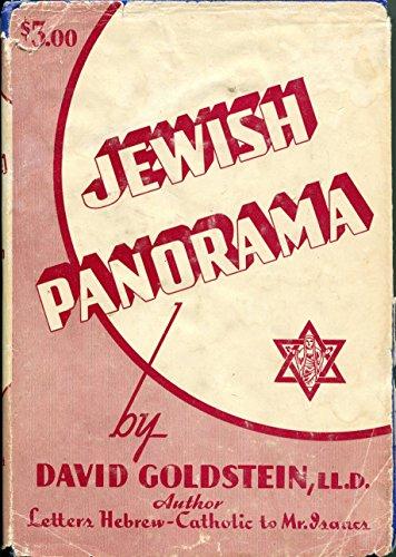 9781125606681: Jewish Panorama