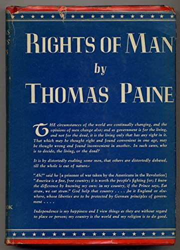 9781125607299: Basic writings of Thomas Paine: Common sense, Rights of man, Age of reason