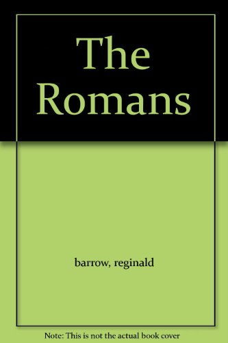 9781125672532: The Romans