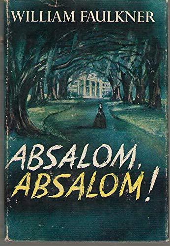 9781125684047: Absalom, Absalom! (Modern Library, 271.1)