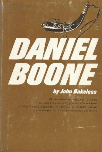 Daniel Boone: Bakeless, John