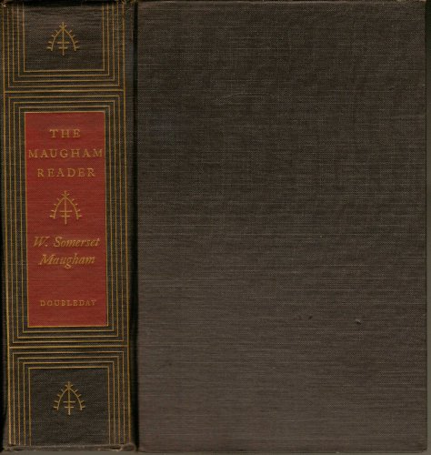The Maugham Reader: MAUGHAM, W. Somerset