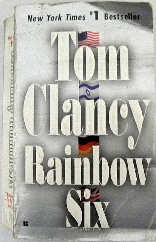 Rainbow Six (1125731907) by Clancy, Tom