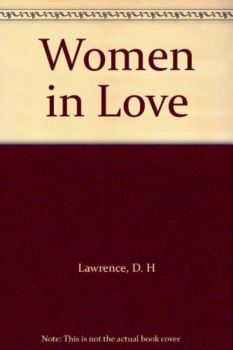 9781125741863: Women in Love