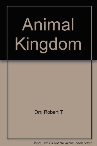 9781125768457: The animal kingdom