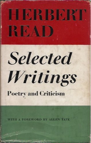 9781125783931: Selected writings;: Poetry and criticism