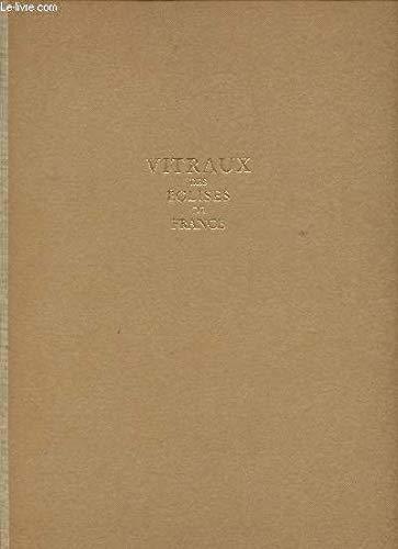9781125793169: Vitraux des Eglises de France.
