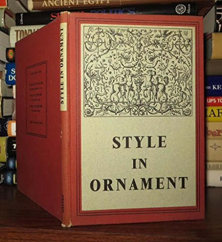 9781125799741: Style in Ornament