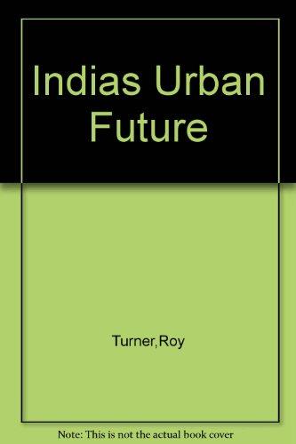 9781125836088: Indias Urban Future
