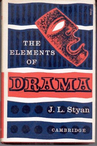 9781125846094: Elements of Drama
