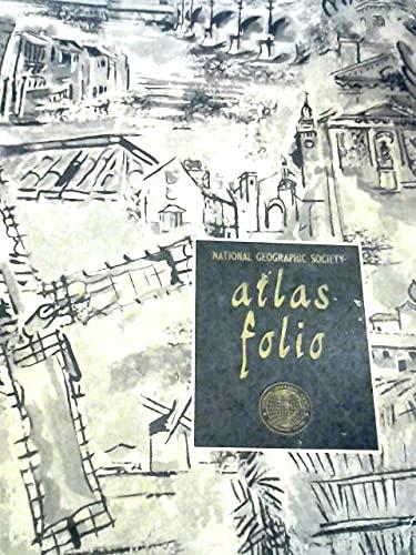 9781125849972: National Geographic Society Atlas Folio