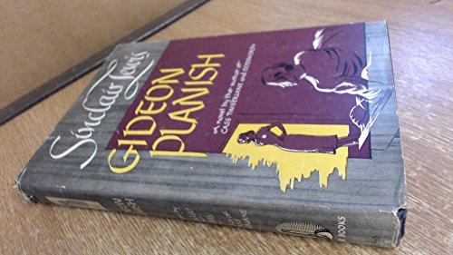 9781125884065: Gideon Planish