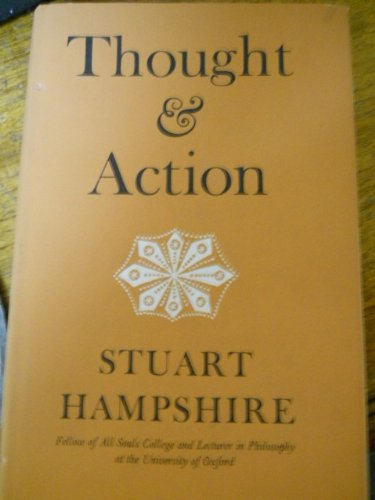 9781125886489: Thought and action