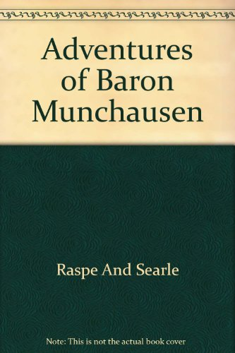 9781125892268: The Adventures of Baron Munchausen