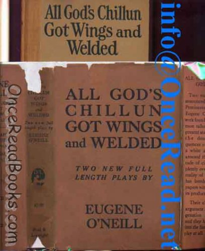 9781125895009: All God's chillun got wings, and Welded,