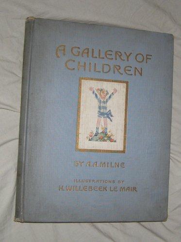 9781125900154: A gallery of children,