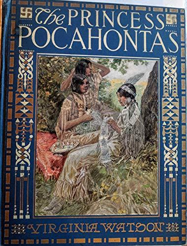9781125903650: Princess Pocahontas