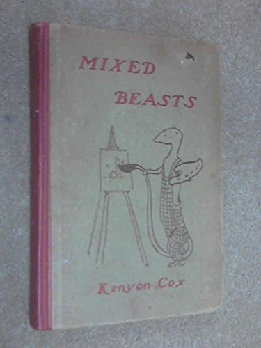 9781125943533: Mixed Beasts Rhymes & Pictures