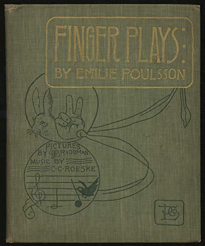 9781125957325: Finger Plays for Nursery and Kindergarten