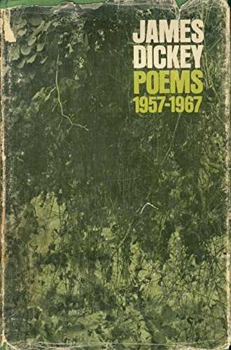 9781125968567: James Dickey Poems 1957 1967