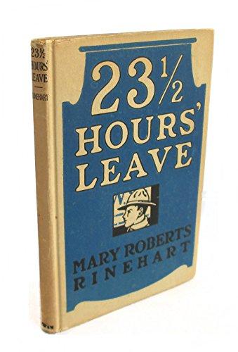 9781125997543: Twenty-three and a half hours' leave