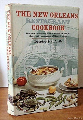 9781126015239: The New Orleans Restaurant Cookbook