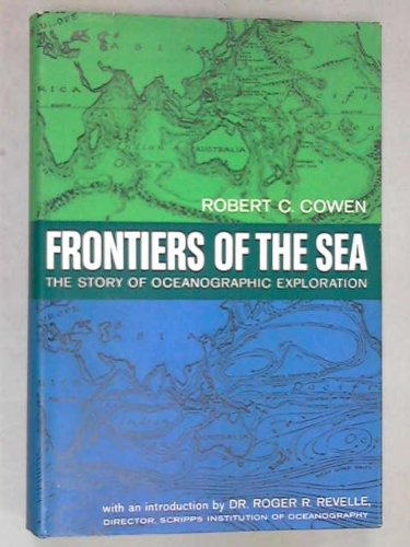 9781127040391: Frontiers of the Sea