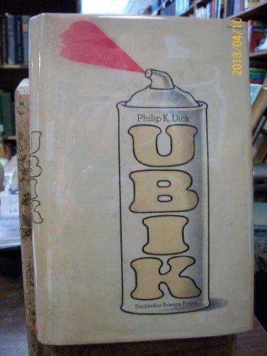 9781127042555: UBIK (Doubleday Science Fiction)