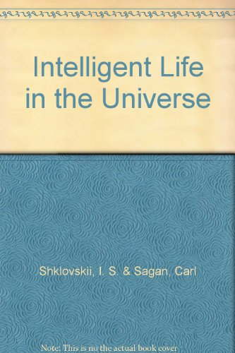 9781127060344: Intelligent Life in the Universe