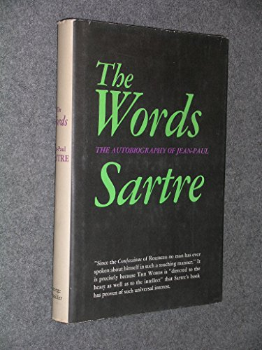 9781127088072: The Words: The Autobiography of Jean-Paul Sartre