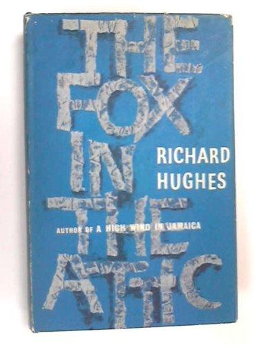 9781127096169: The fox in the attic
