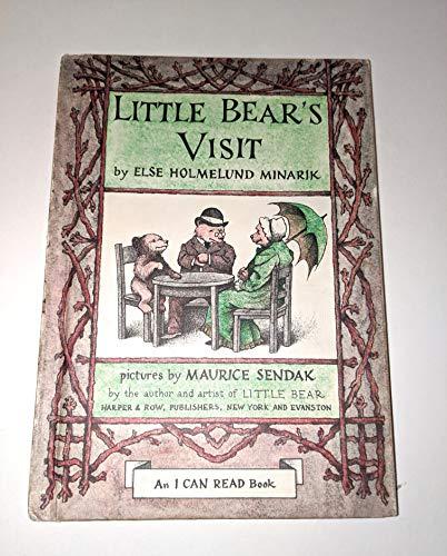 9781127206582: Little Bear's Visit[LITTLE BEARS VISIT][Hardcover]