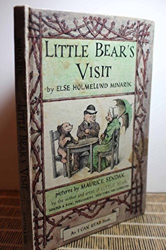 9781127206582: Little Bears Visit