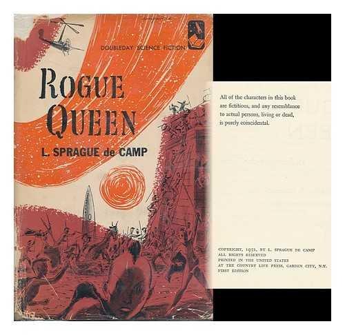 9781127215287: Rogue Queen