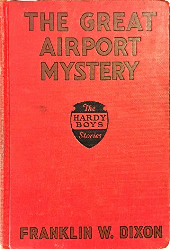 9781127245130: The Great Airport Mystery -- Hardy Boys Mystery Stories