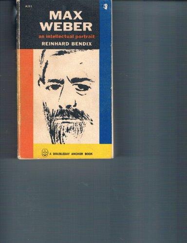 9781127264001: Max Weber an intellectual portrait