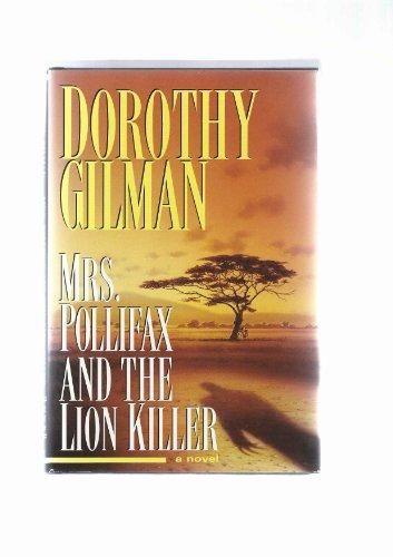 9781127280384: Mrs Pollifax & the Lion Killer